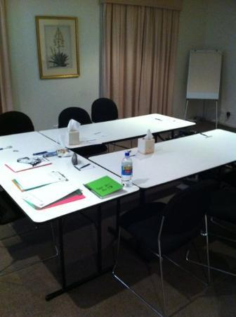 Quest Prahran: Our standard set up