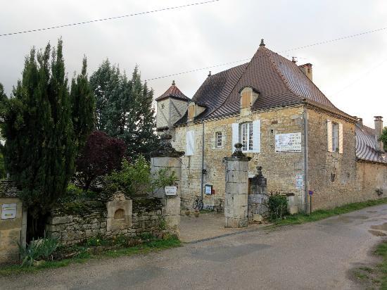 Salignac-Eyvigues, France : The Restaurant