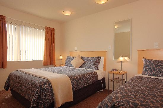 Roma on Riccarton Motel: Room