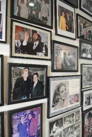 La Genova: Wall of fame