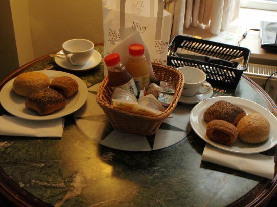 هوتل تيفاني: Breakfast at Tiffany's