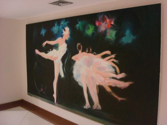 Exe Galeria Man-Ging: Beautiful paintings