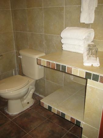 Casa Hamaca Guesthouse : bathroom