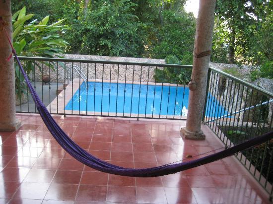 Casa Hamaca Guesthouse : dipping pool