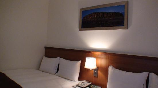 Yaling Hotel : Bedroom