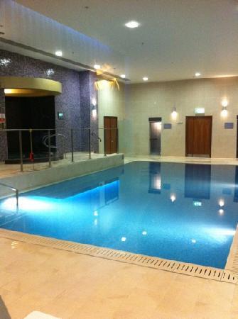 Crowne Plaza London - Kings Cross: lovely pool