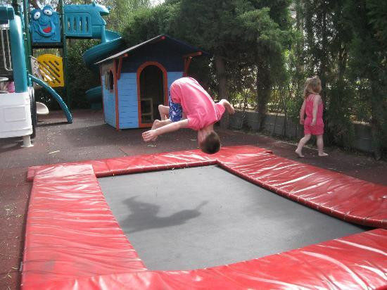 Zafiro Palmanova: playground