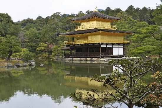 Palace Side Hotel: Kinkaku-ji (Golden Pavilion) Kyoto