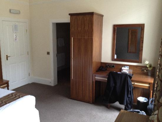 The Bank - Anstruther: room view 2
