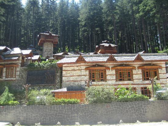 The Himalayan Village: resort