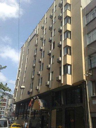 Kuran Hotel International: Hotel Kuran