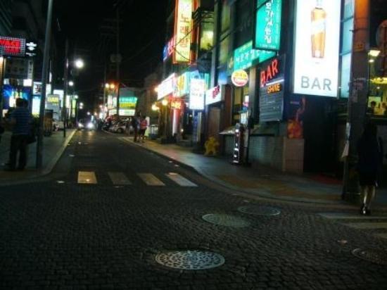 Nox Hotel: Street