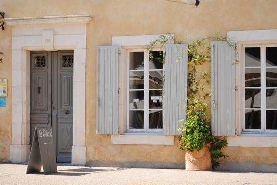 """Maison d'Hotes """"La Galerie"""" : l'entrée"""