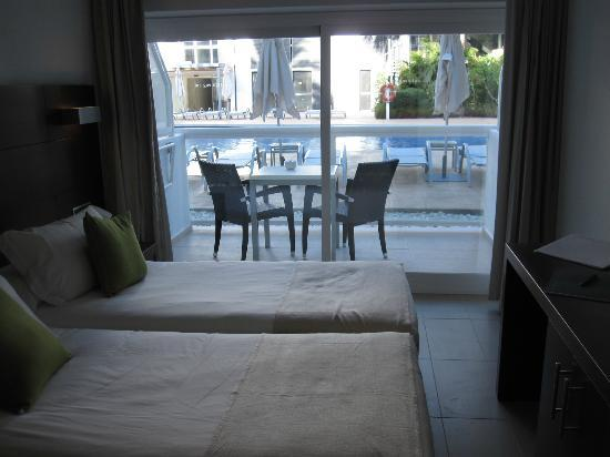 Las Gaviotas Suites Hotel: A view from the room