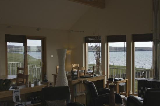 Broad Bay House: View from Lounge 2