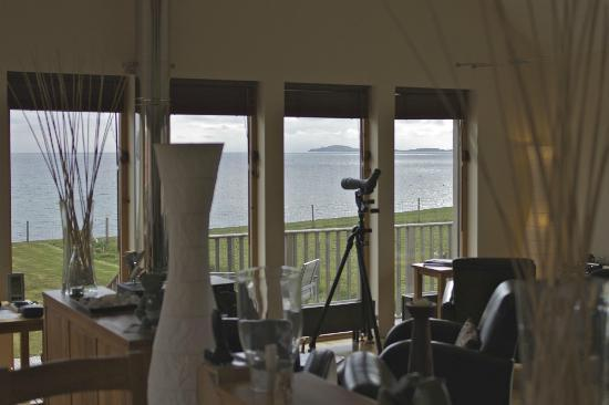 Broad Bay House: View from Lounge 1