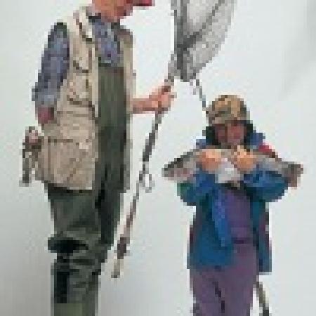 Knudhule Badehotel: Fishing