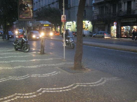 Naples, Italy: Corso Umberto