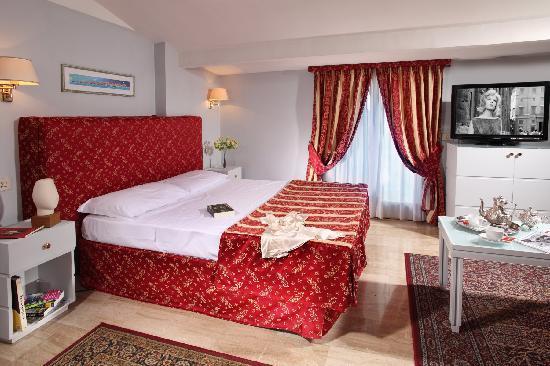 Hotel Modigliani: camera