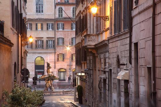 Hotel Modigliani: esterno