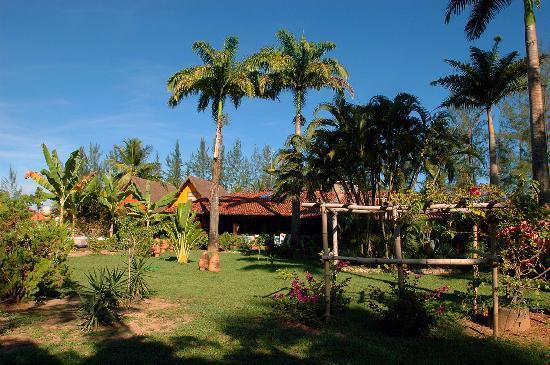 Valença, BA: Hotel in a tropical garden