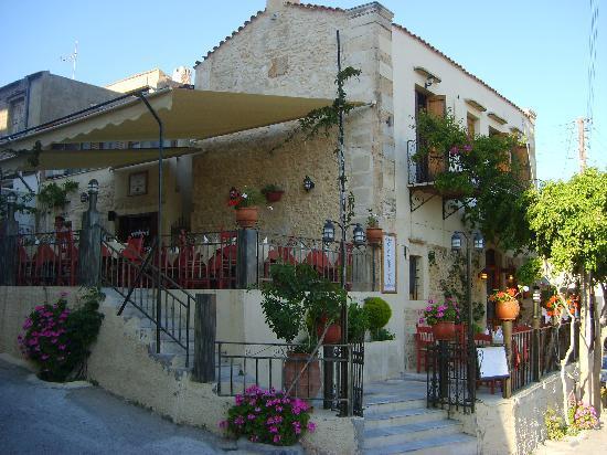 Castelvecchio: The Restaurant