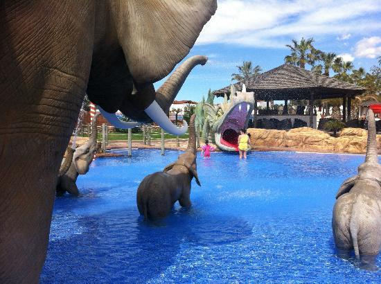 Cambrils Park Resort: children's pool