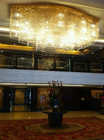 Hotel Presidente: Lobby