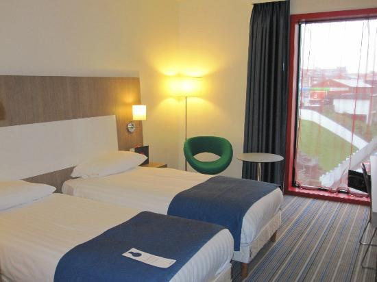 Park Inn by Radisson Manchester, City Centre: Zimmer, 2. Etage