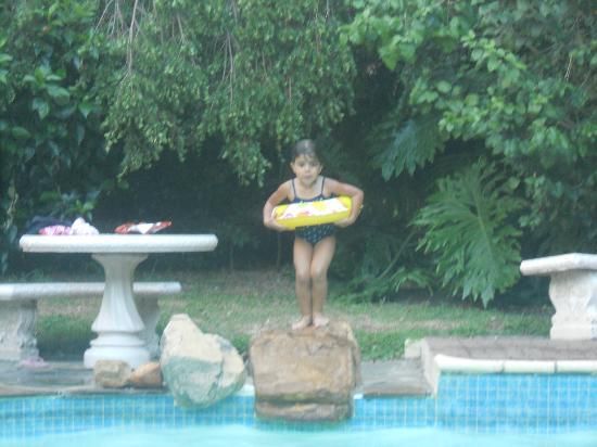 Waterland Lodge : Nice pool