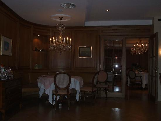 Alpendomizil Neuhaus: Restaurant Elisabeth