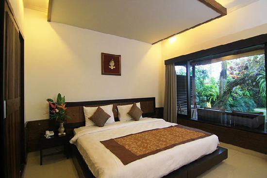 De Munut Balinese Resort: Deluxe Room