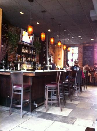 Church: Nice bar for brunch