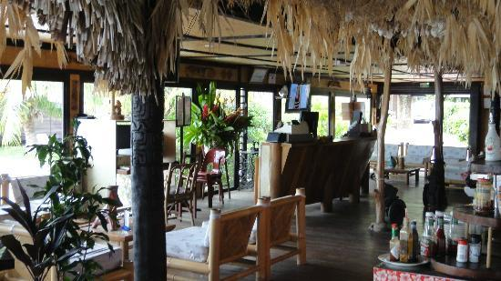 Hotel Kaveka Restaurant : A Polynesian Restaurant to the Core