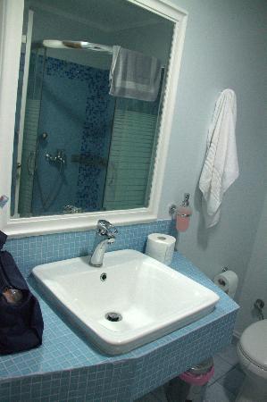 Reverenza Villa: il bagno