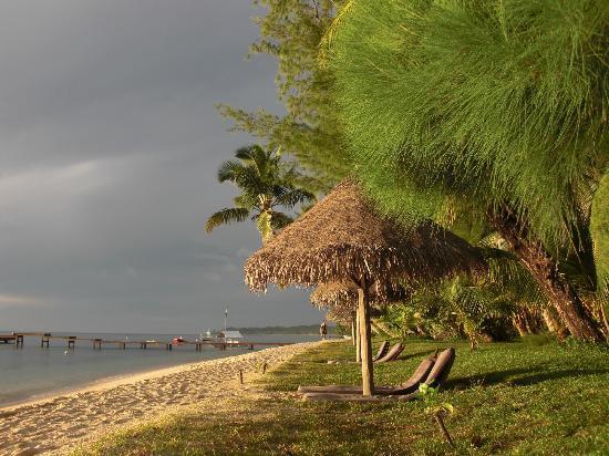 Nosy Boraha, Madagaskar: plage