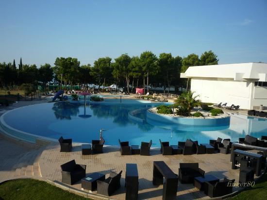Olympia Hotel: basen