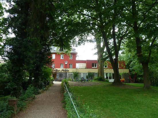 Hotel Zur Mühle: Main Entrance