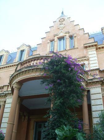 San Isidro, Arjantin: front entrance
