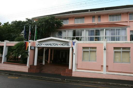 Lady Hamilton Hotel: Das Hotel