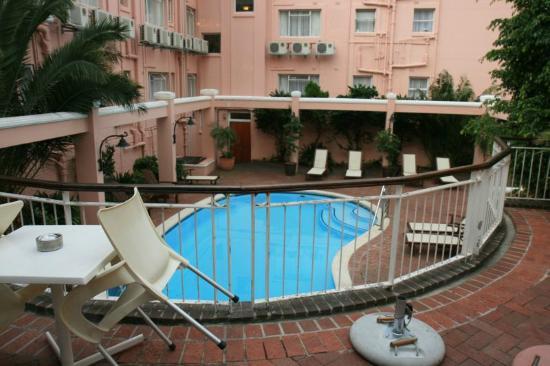 Lady Hamilton Hotel: Der Hotelpool