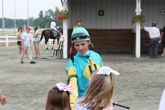 Colonial Downs: Hello