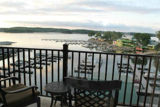 Camden on the Lake Resort : Morning View