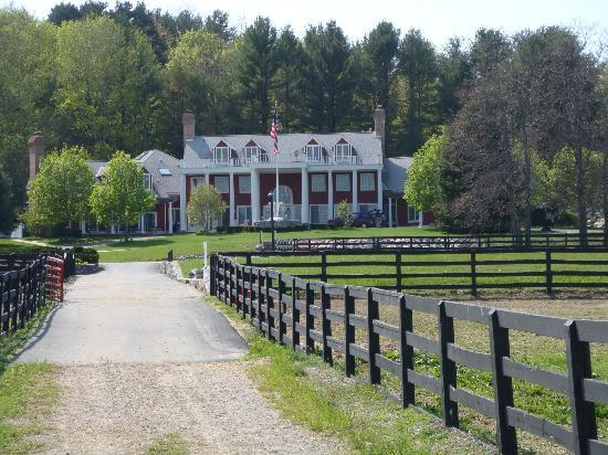 The Inn at Black Star Farms: A view from the Field