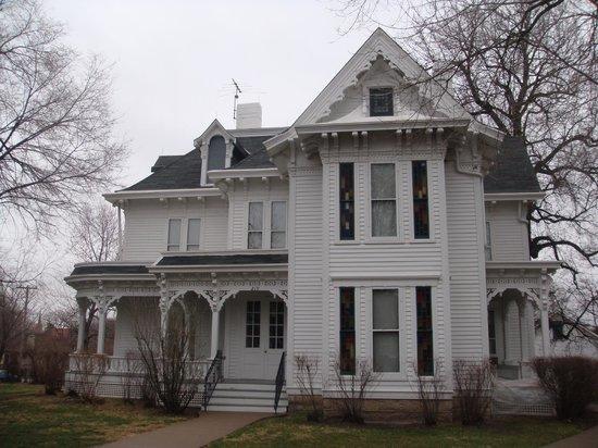 Harry S. Truman Farm Home : Harry Truman House
