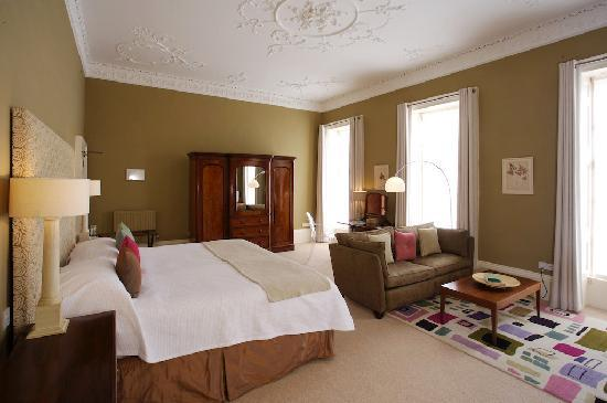 Queensberry Hotel: Junior Suite