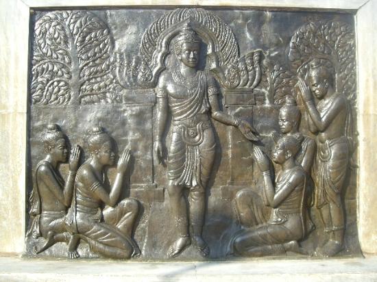 King Ram Khamhaeng Monument : ラムカムヘーン大王