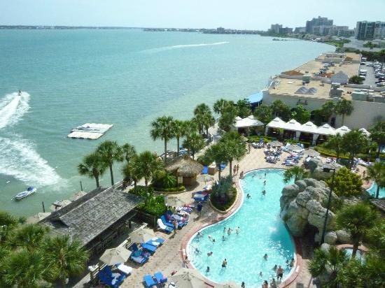 Tampa Hotels On The Beach Marriott