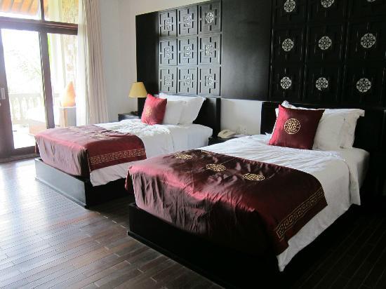 Ana Mandara Hue Beach Resort: TWIN DELUXE ROOM