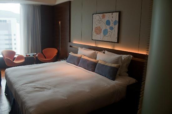 L'hotel Island South: Bed